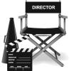 الممثلة تهدد المخرج وتقول للاعلامي أنها ستكشف ما يفعله بها