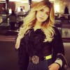 بالصور: نوال الزغبي تشرق بجمالها وأناقتها في أبو ظبي