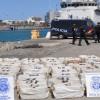 بالصورة: ضبط نحو طن من الكوكايين قبالة السواحل الإسبانية