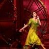 هبة طوجي:  إزميرالدا التي أقدمها نشيطة جداً وترقص كثيراً