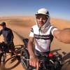 مغامرة مكسيم شعيا لعبور الصحراء تنطلق غداً