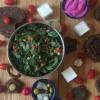 بالفيديو –  طبق المجدرة يتحوّل إلى حديقة تزينها الورود مع رولا يونس هاشم