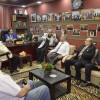 إجتماع محمد عشوب والجمعية الافروآسيوية يختارون تكريم نجوم مصر والعالم العربي