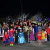 إفتتاح القرية الميلادية في بلدة مزرعة الضهر