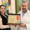 لجنة روّاد من لبنان تكّرم الدكتور كمال النابلسي